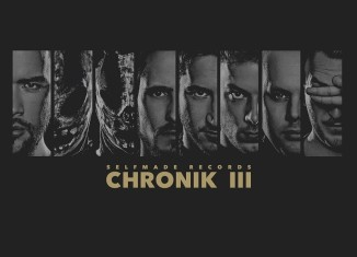 selfmade records chronik III cover